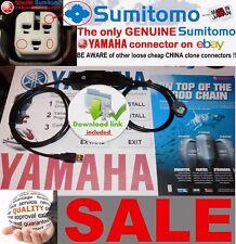 Yamaha Outboard / Jet Boat / WaveRunner YDS Diagnostic cable set (Plug&play)
