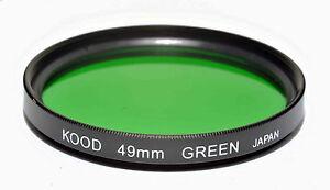 Foto en camera Lenzen, filters Kood Multi image x3 Filter Made in Japan 49mm