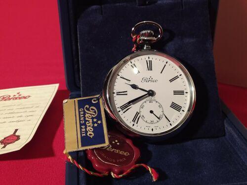 PERSEO orologio da tasca Ref 16112/L-Lepine numeri romani