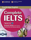 Complete IELTS Bands 5-6.5 Student's Pack (Student's Book with Answers with CD-ROM and Class Audio CDs (2)) by Vanessa Jakeman, Guy Brook-Hart (Mixed media product, 2012)