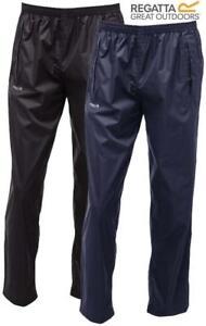 Regatta-Stormbreak-Hombre-Mujer-Impermeable-Por-Pantalones-Lluvia-Pesca-Senderismo