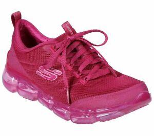 Details zu Skechers Sport Womens SKECH AIR 92 SIGNIFICANCE Sneakers Damen Schuhe pink