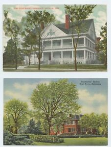Governors-Residence-LINCOLN-NEBRASKA-to-Danbury-CT-August-1909-Boys-Town-PC
