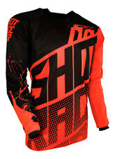 NEW ADULT SHOT CONTACT CLAW NEON YELLOW MOTOCROSS MX ENDURO MTB DH JERSEY