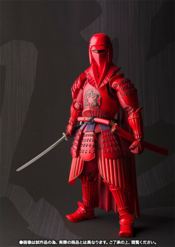 Star Wars Red Royal Guard PVC Action Figure Collectible Model Toy