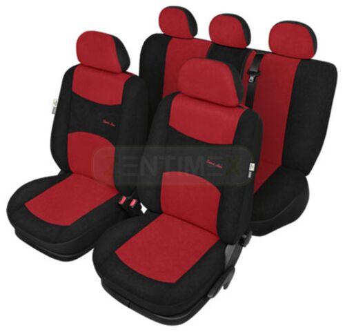 Sitzbezüge rot//schwarz SP LADA NIVA