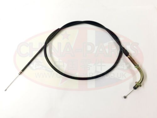 Motorcycle Throttle Cable for Huoniao HN125-8 Vixen