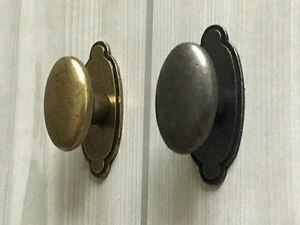 Image Is Loading Oval Drawer Knobs Dresser Pull Cabinet Door Knob