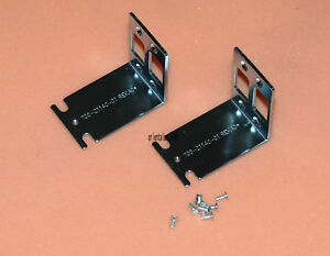 NEW-Rack-Mount-Bracket-CISCO-1841-ACS-1841-RM-19EQL-Wrty-8-screws