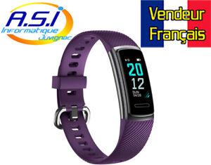 Montre Connectée Bracelet Connecté, Tracker Activité Cardio Running ip68 ETC...