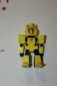 "Kidrobot TRANSFORMERS VS G.I JOE Mini Series BUMBLEBEE 3/"" Vinyl Figure"