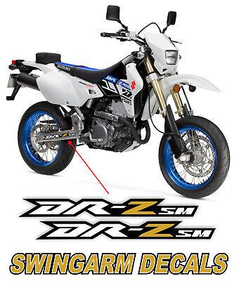 DRZ400 Drz400sm Custom Stickers Decals drz 400 400sm Supermoto graphics sm s