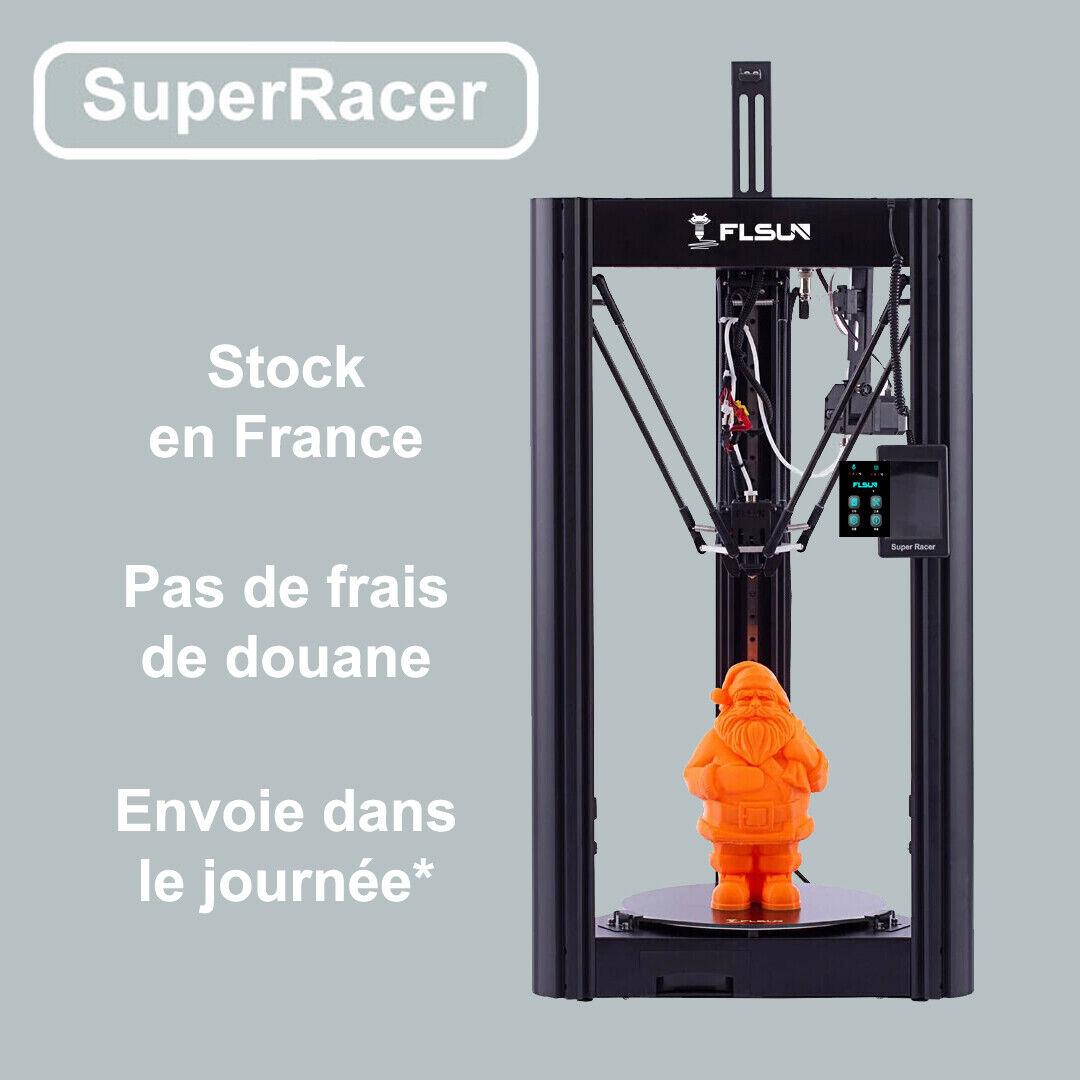 3d printer flsun sr – super racer