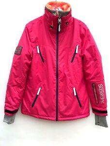 veste de ski superdry femme taille s