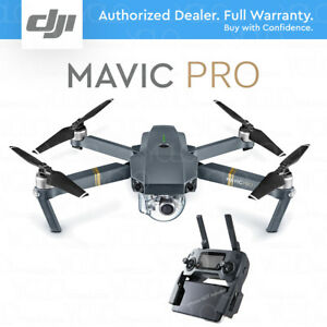 DJI-MAVIC-PRO-w-4K-Stabilized-Camera-Active-Track-Avoidance-GPS-WiFi