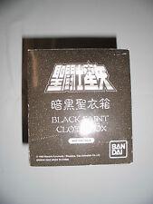 Seiya Black pandora box pégase vintage HK 2005 / chevaliers du zodiaque