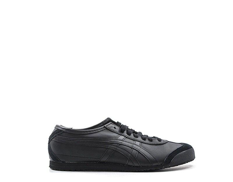 Schuhe ONITSUKA Mann TIGER Mann ONITSUKA NERO Naturleder D4J2L-9090 4aa618