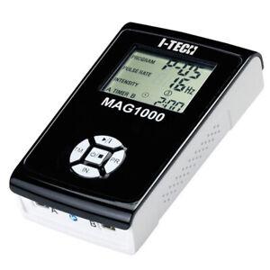 I-Tech Mag 1000 Modello 2018 Magnetoterapia Professionale Alta Frequenza CEMP