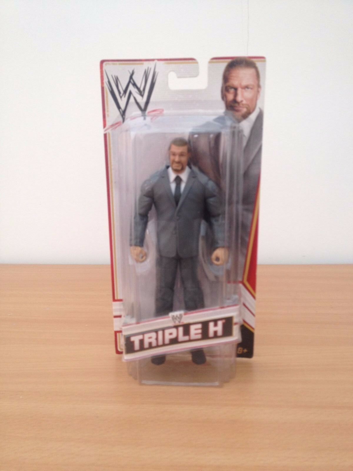 WWE Mattel COO Triple H Exclusive Elite Mail Away MOC Figure Rare