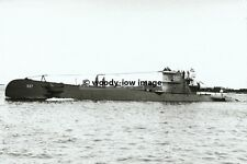 rp01295 - Dutch Navy Submarine - S807 - photo 6x4