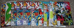 10-X-MEN-COMICS-INCLUDING-4-300-039-S-NM-9-4