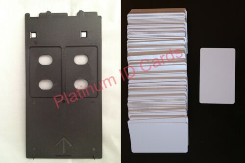 PVC ID Card Tray for Various Canon IP//MP//MG Printers Starter set