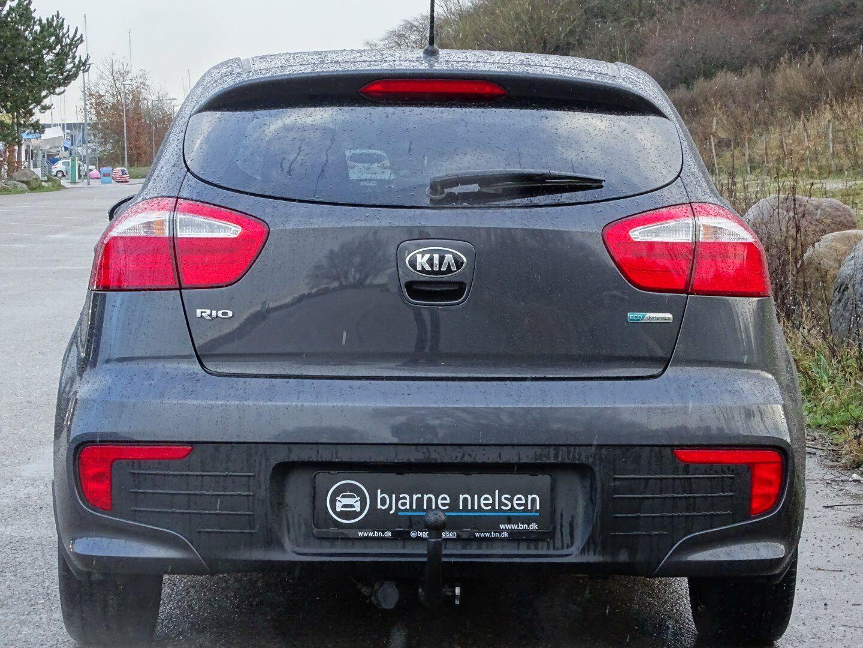 Kia Rio 1,4 CVVT Premium - billede 3