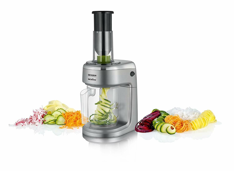 Severin KM 3923 Espiralizador electrique et de Cutter Légumes Sans BPA