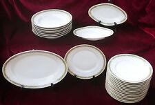 Partie de service de table ancien porcelaine Paris ou Limoges @