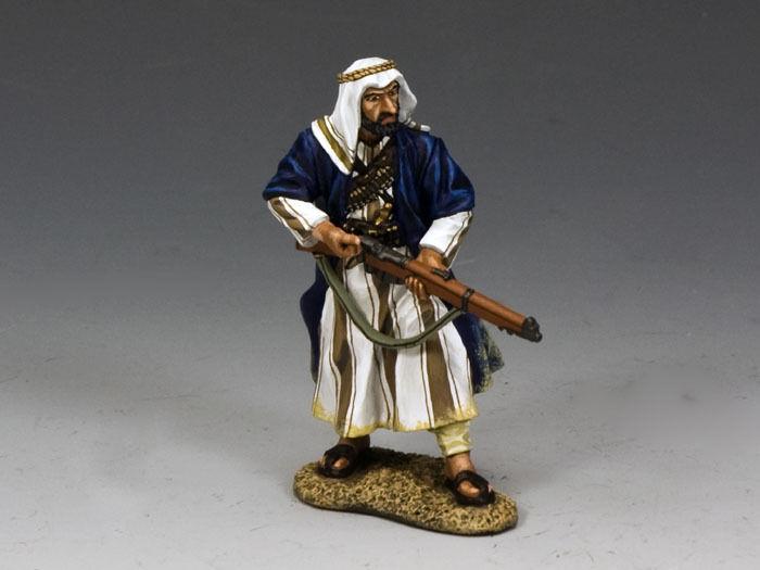 KING AND COUNTRY Arab Loading Rifle LoA010 LoA10 Lawrence of Arabia Metal