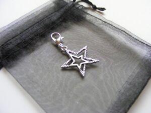 Star-Clip-On-Charm-amp-Gift-Bag-Nice-Christmas-Birthday-Present