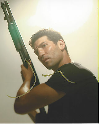 Autographs-original Jon Bernthal Signed Authentic The Walking Dead 'shane' 8x10 Photo W/coa Twd Delicious In Taste