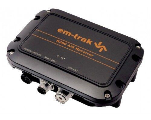 Em-trak R300 AIS AIS R300 Receiver (Empfänger) mit NMEA2000, NMEA0183 018bf6