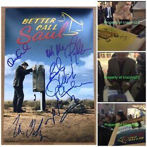 7-Signed-Better-Call-Saul-Vince-Gilligan-Bob-Odenkirk-Rhea-Seehorn-Autograph