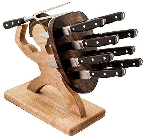 Nouveau-Spartan STEAK KNIFE SET-carnivore's Edition