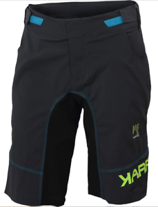 SHORTS KARPOS BALLISTIC EVO DARK GREY black