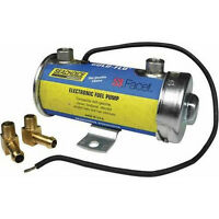 Cummins Electronic Fuel Pump High Performance 12v 5.5 Psi Made In Usa