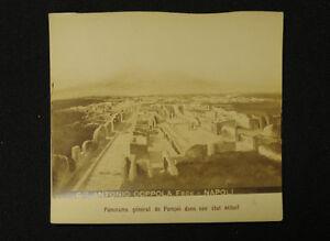 Fotografie originali scavi di pompei casa del fauno napoli for Fotografie di case