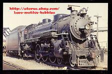 LMH Postcard  GRAND TRUNK WESTERN 4-6-2 K4a Class Pacific GTW 5629 CN Subsidiary