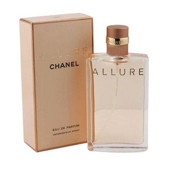 Chanel Allure 100ml Women's Eau de Parfum Spray Perfume
