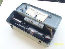 Dumore 8306 Die Grinder With Lathe Toolpost Grinder Adapter Mount