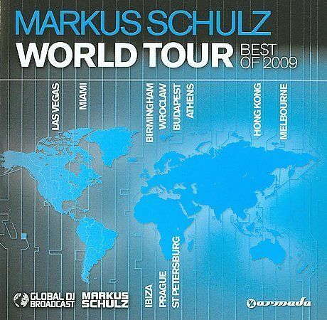 Best option for world tour