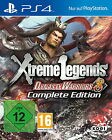 Dynasty Warriors 8: Xtreme Legends -- Complete Edition (Sony PlayStation 4, 2014, DVD-Box)