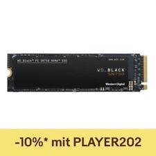 WD BLACK SN750 NVMe 1 TB SSD, Interner Speicher, intern