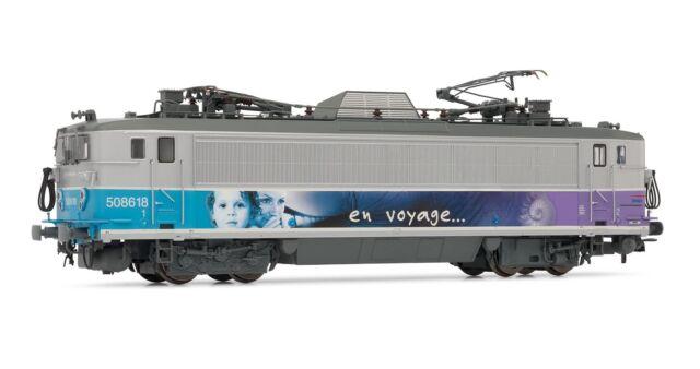 JOUEF HJ2079 LOCOMOTIVE ELECTRIQUE BB 8618 DE LA SNCF LIVREE EN VOYAGE
