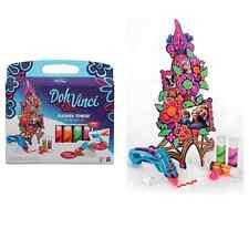 Hasbro Play-doh Doh Vinci Flor Torre Marco De Fotos Creative Kit a7191 - 6 + Años