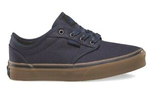 VANS ATWOOD 10oz CANVAS NAVY CASUAL