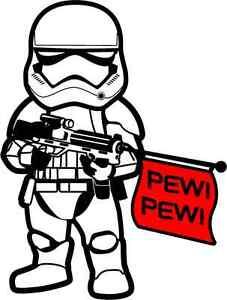 Star wars pew pew