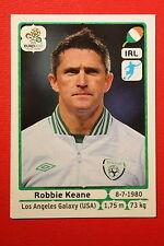 Panini EURO 2012 N. 364 IRELAND KEANE  NEW With BLACK BACK TOPMINT!!