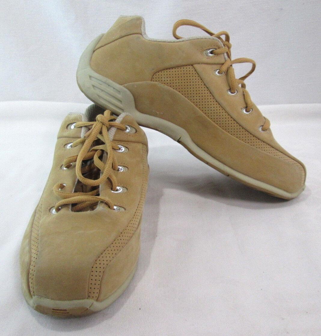Lugz Uomo Tan Leather 7.5 Shoe